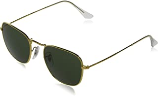 Rb3857 Metal Square Sunglasses