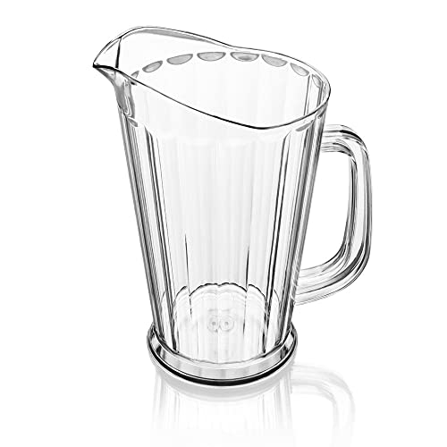 Clear Plastic Pitchers: Amazon.com