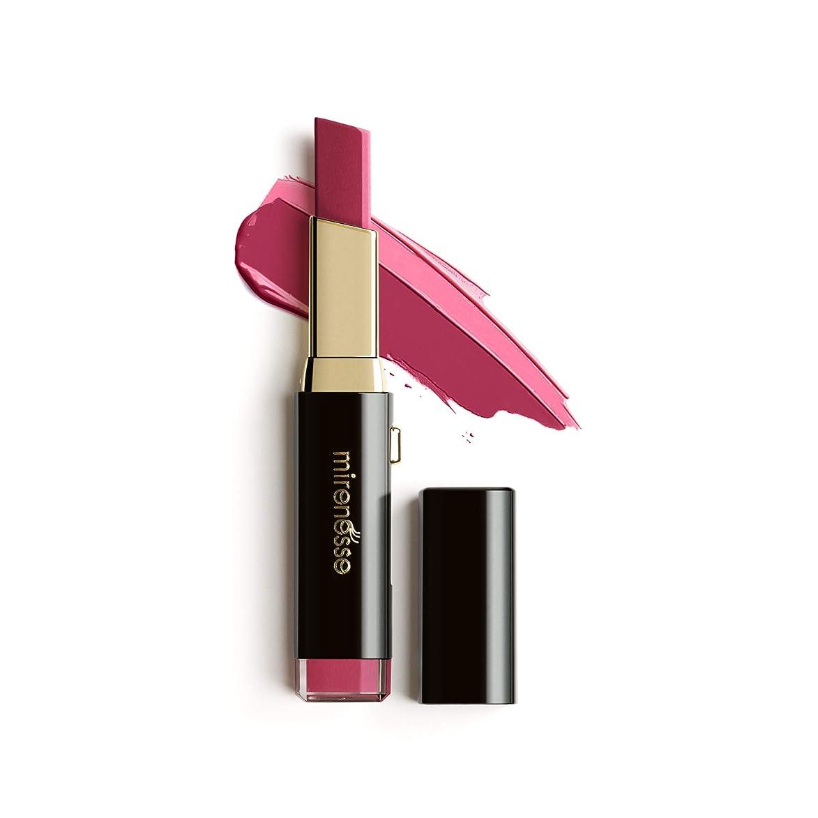 中で追放する物理的なMirenesse Cosmetics Maxi-tone Lip Bar 2. Heart