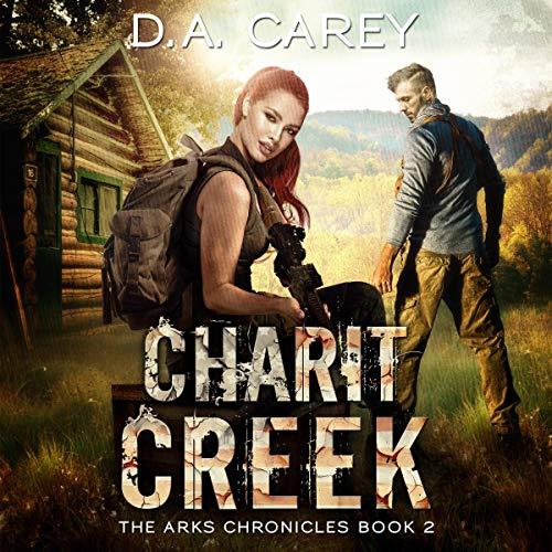 Charit Creek audiobook cover art