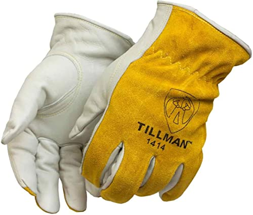 high quality Tillman discount 1414 Top Grain Leather Driving lowest Gloves - XXL outlet online sale
