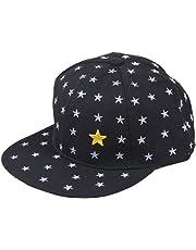 3cd1c864508bb Seliyi 春夏 子供用帽子デニム製ヒップホップ帽子 キッズ キャップ帽子 ハット アウトドア