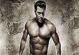 My Little Poster Poster Salman Khan Shirtless Bollywood
