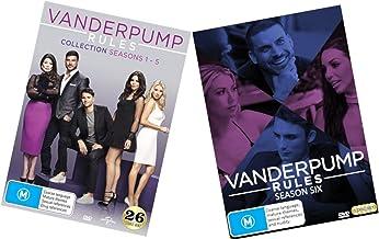 Vanderpump Rules Series Collection Box Set DVD Season 1-6 1 2 3 4 5 6