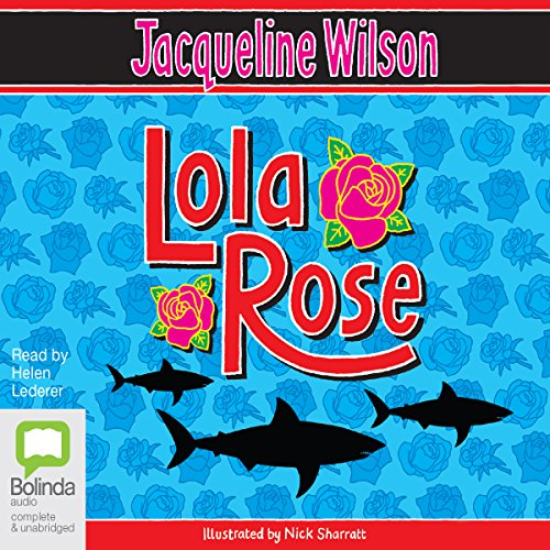 Lola Rose audiobook cover art