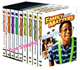 Family Matters The Complete Series (27-DVDs, Seasons 1-9)