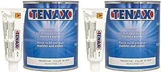 Tenax Travertine Filler - 1 liter (2 Pack)