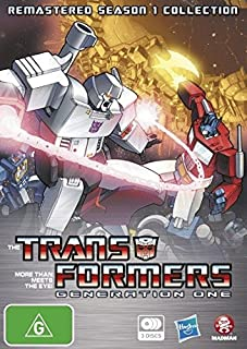 Transformers Generation One Remastered Season 1 Collection | 3 Discs | NON-USA Format | PAL | Region 4 Import - Australia