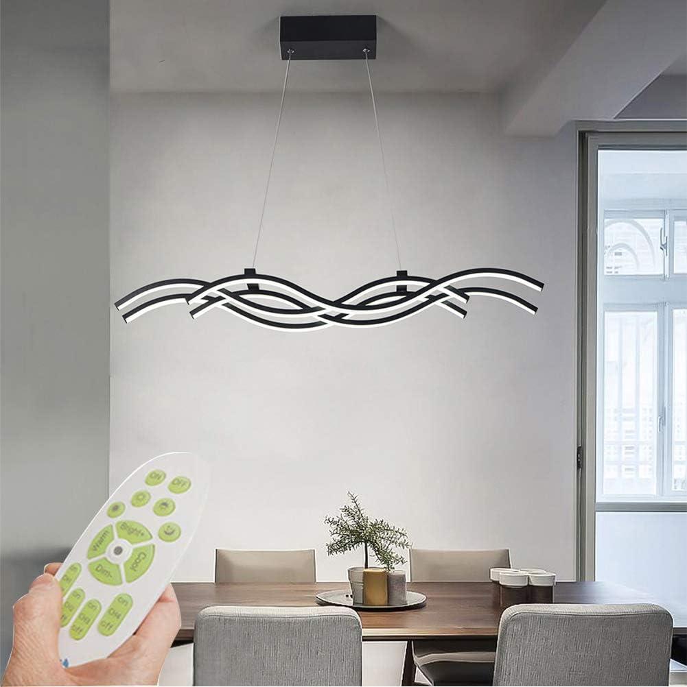 Modern LED Pendant Lighting 4-Light Popular popular Flush Ceiling Dimmable Max 67% OFF Mount