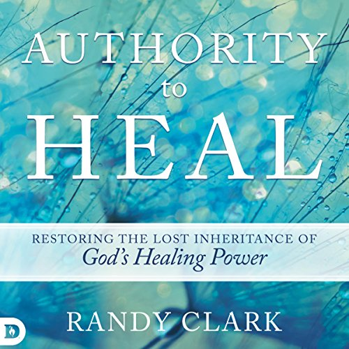 Authority to Heal audiobook cover art