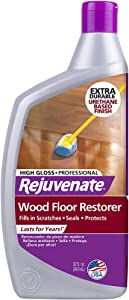 Rejuvenate Professional Wood Floor Restorer and Polish