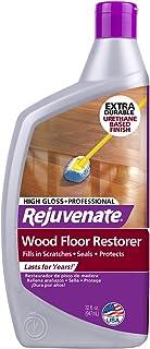 Rejuvenate RJ32PROFG Professional High Gloss Wood Floor Restorer, 32-ounce by Rejuvenate by Rejuvenate