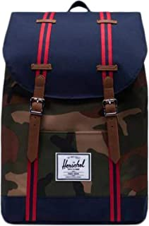 Herschel Supply Co. Retreat Woodland Camo/Peacoat/Tan One Size