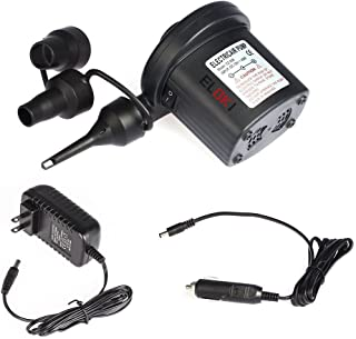 seamax intelligent 20psi digital 12v electric air pump