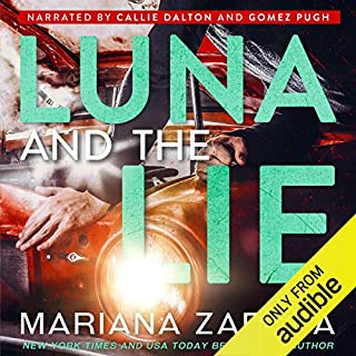 Luna and the Lie Titelbild