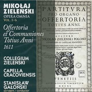 Offertoria Et Communiones Totius Anni 1611