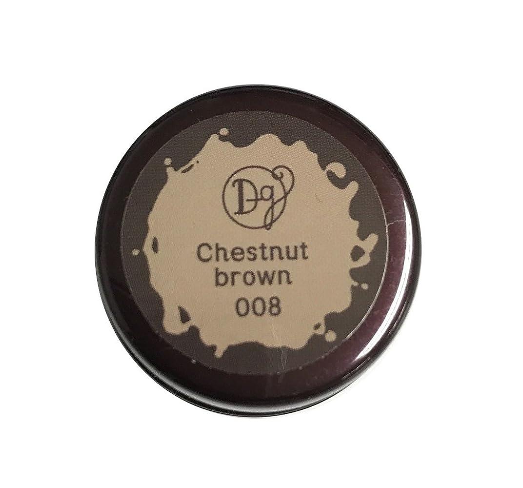 召喚する自伝器具デコラガール カラージェル 008 チェスナットブラウン 3g