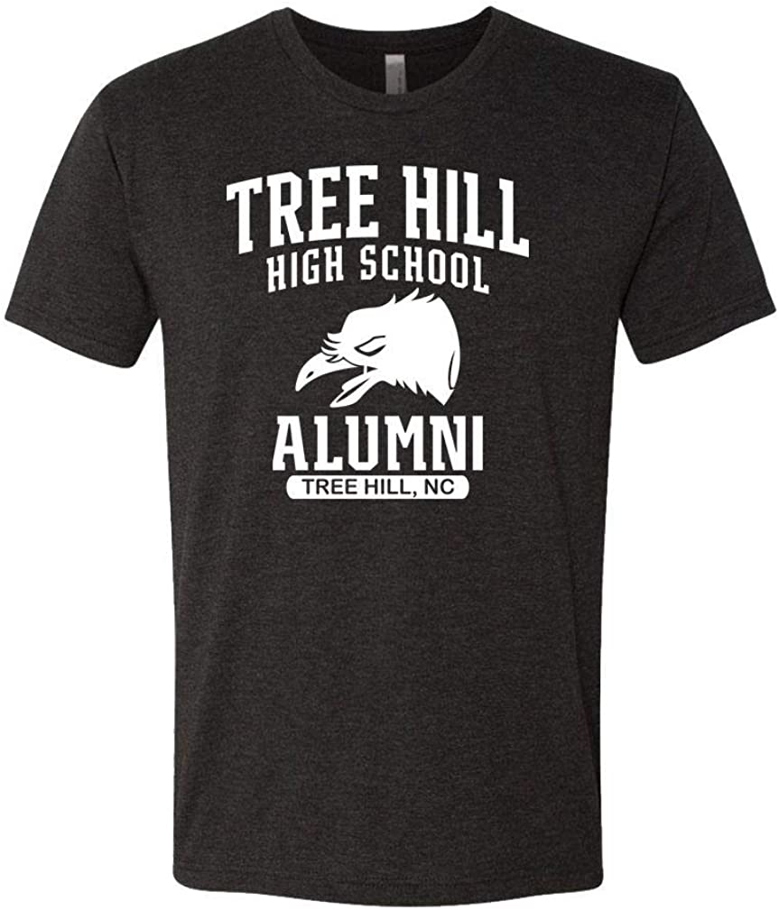 The Goozler Tree Hill HIGH School Alumni - Raven Sports - Mens Cotton T-Shirt