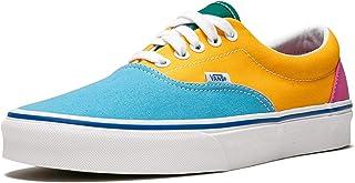 حذاء Vans الكلاسيكي القديم Skool (tm) Core الكلاسيكي، متعدد الألوان/أبيض ساطع
