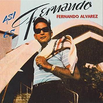 Asi Es Fernando