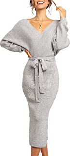 Best sweater dress long Reviews