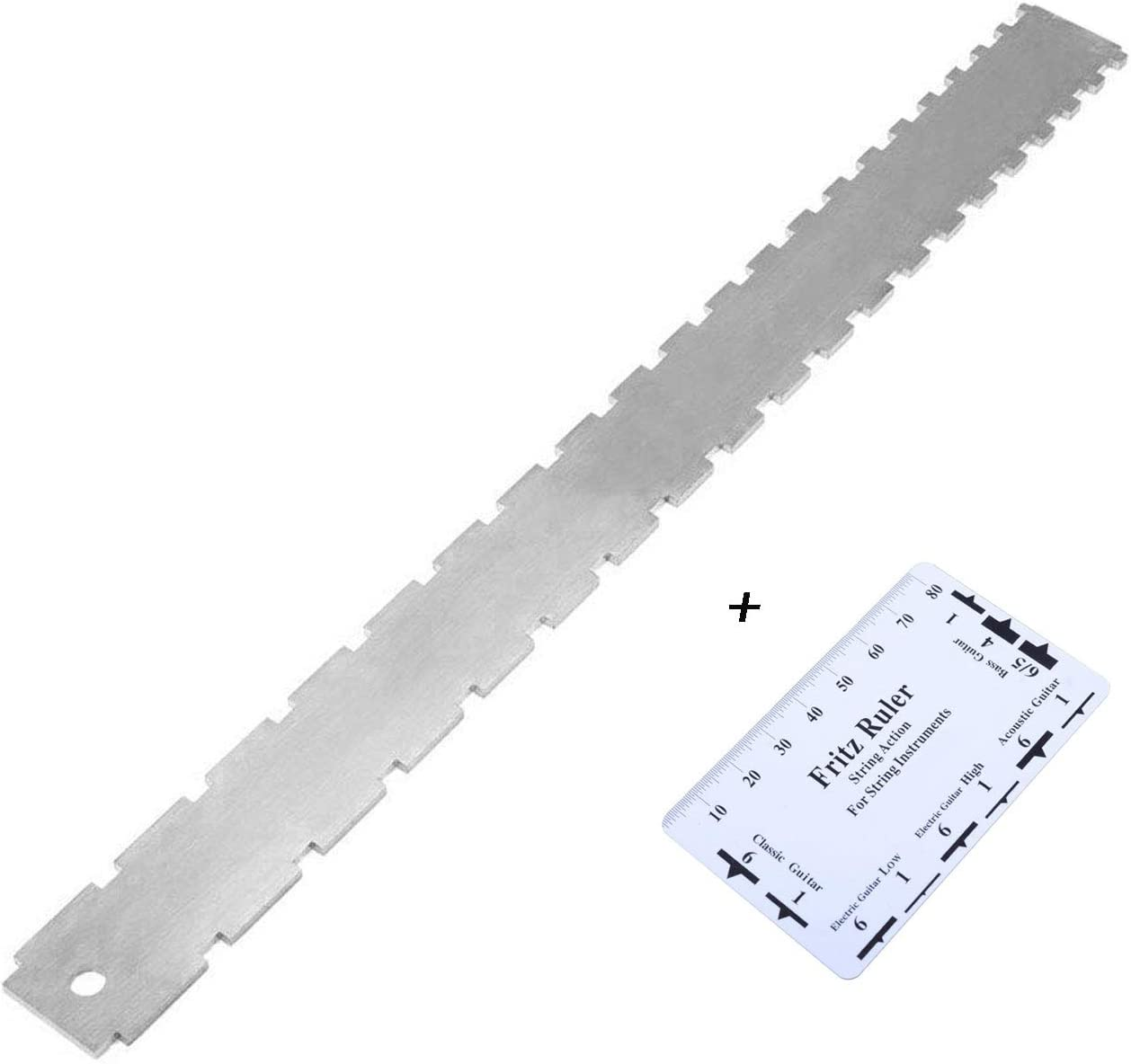 Guitar low-pricing Neck Notched Straight Edge String Tool Free Shipping Cheap Bargain Gift Luthiers with Acti
