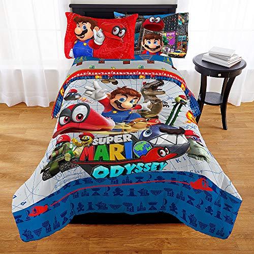 super mario baby bedding - 5