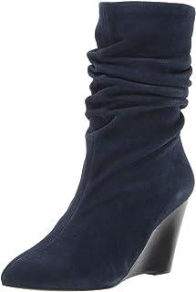 Charles by Charles David Women's Empire Fashion Boot, Navy, 8 M US