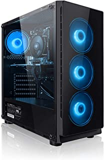 PC Gaming - Megaport Ordenador Gaming PC AMD Ryzen 5 2600 6x3.90GHz Turbo • GeForce GTX1650 4GB • 240GB SSD • 1000GB HDD •...
