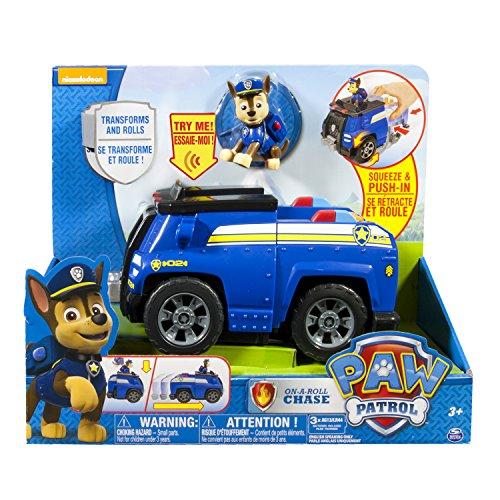 Coche de Policía Paw Patrol On-A-Roll Chase