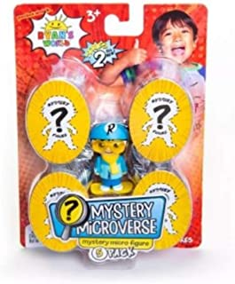 Ryan's World Mystery Microverse Series 2 Mystery Micro Figure 5-Pack