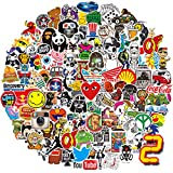 Q-Window Sticker Pack (360-tlg) Vinyl Kawaii Sticker Aufkleber für Laptop,Wasserflaschen,Gepäck,Skateboard,PS4,Xbox One,Phone,Car Erwachsene,Teenager,Jungen und Mädchen-wasserdicht - 5
