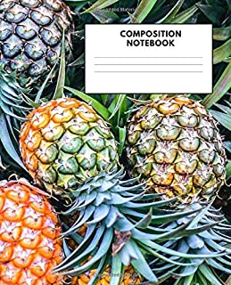 """Composition Notebook: Handwriting Practice Paper Journal for K-3 Students, Gift for Kids 7.5"""" x 9.25"""""""