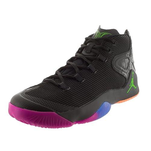 6f6d51572526  827176-030  AIR Jordan MELO M12 Mens Sneakers AIR JORDANBLACK GRN GST