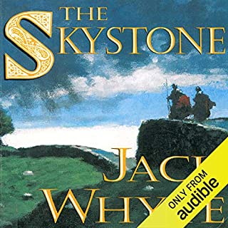 The Skystone audiobook cover art