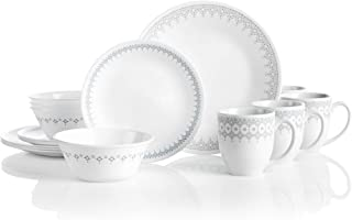 Corelle Boutique Evening Lattice Dinnerware