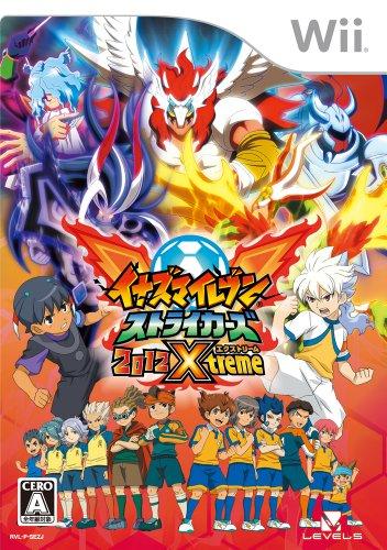 Inazuma Eleven Strikers 2012 Xtreme  [Idioma únicamente en Japonés] [No compatible con la Wii europea/española] [Importación de Japón]