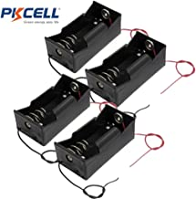 1 Slot D Cell Battery Holder with Two Wires (4)