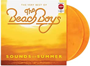 Sounds Of Summer: The Very Best Of - Exclusive Limited Edition Orange Marble 2x LP Vinyl