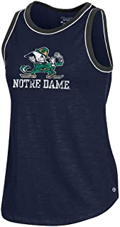 Elite Fan Shop NCAA Women's Slub Ringer Tank Top