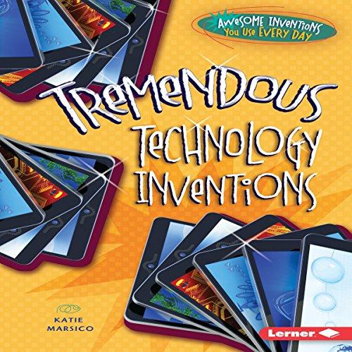 Tremendous Technology Inventions copertina