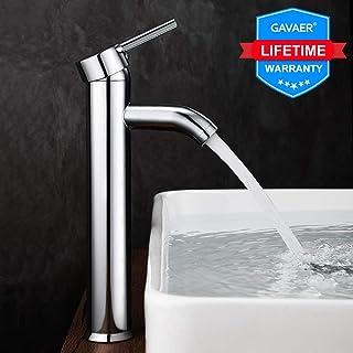 61bo+LI4TJL. AC UL320  - Grifos de lavabo alto