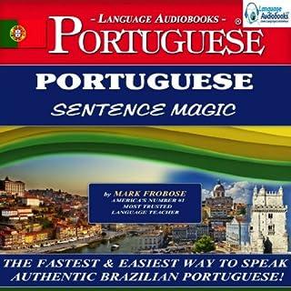 Portuguese Sentence Magic cover art