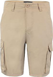 BRAVE SOUL Men's Cotton Canvas Cargo Style Shorts New SS18 Sizes S-XL