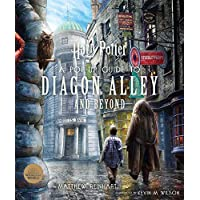 Harry Potter: A Pop-Up Guide to Diagon Alley and Beyond Hardcover