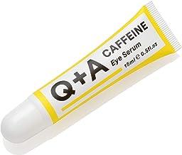Q+A Caffeine Eye Serum. An eye serum to boost circulation