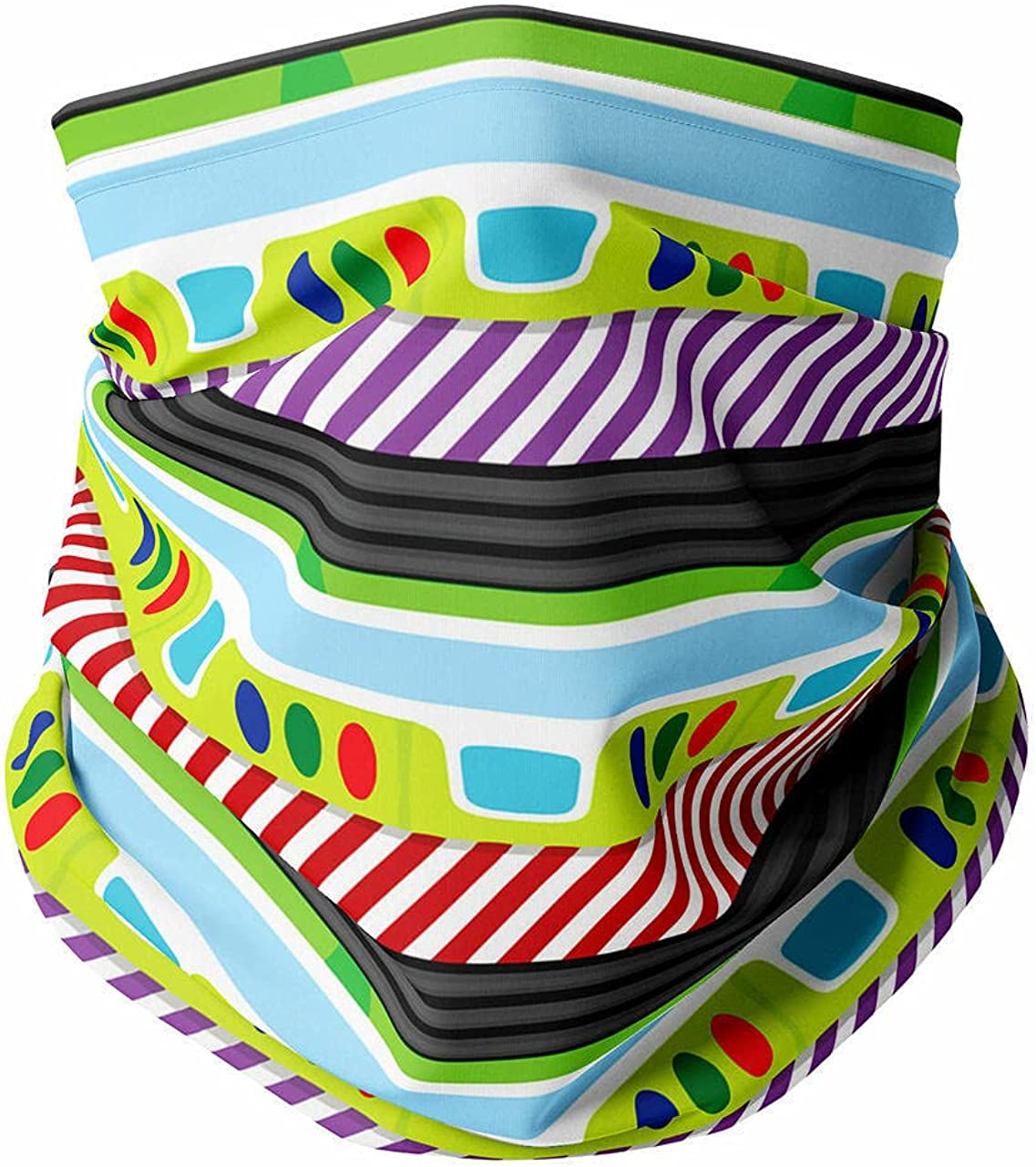 Neck Gaiter Face Covering - Buzz Lightyear