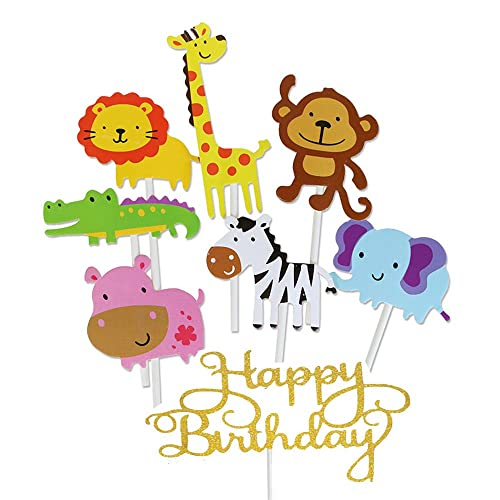 Groovy Childrens Cake Toppers Amazon Co Uk Funny Birthday Cards Online Alyptdamsfinfo