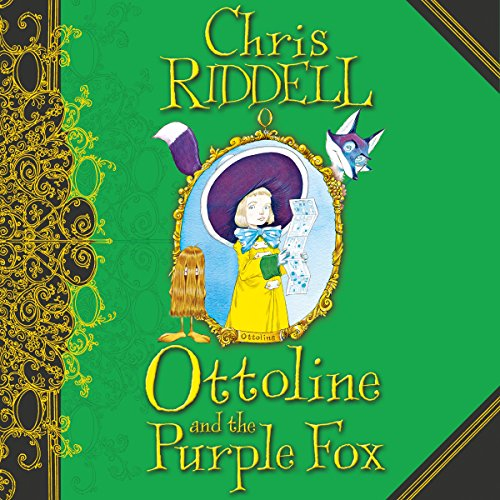 Ottoline and the Purple Fox cover art