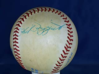PHIL RIZZUTO PSA/DNA AUTOGRAPH MACPHAIL AMERICAN LEAGUE BASEBALL SIGNED AUTHENTIC